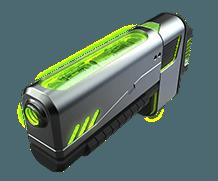 Freewheel Weapon Neutron Ray