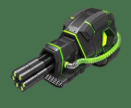 Nuke Weapon Disintegrator