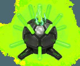 Nuke Weapon Fuel Bomb