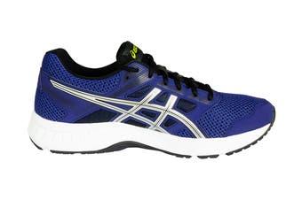 ASICS Men's GEL-Contend 5 Running Shoes (Indigo Blue/Silver, Size 8.5)