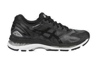 ASICS Women's Gel-Nimbus 19 Running Shoe (Black/Onyx/Silver)