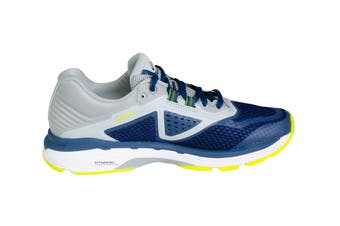 ASICS Men's GT-2000 6 Running Shoe (Dark Blue/Mid Grey)