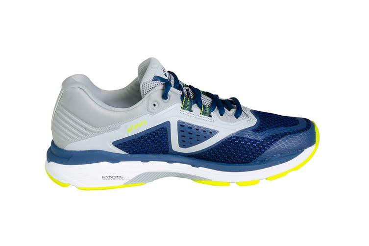 ASICS Men's GT-2000 6 Running Shoe (Dark Blue/Mid Grey, Size 8.5)
