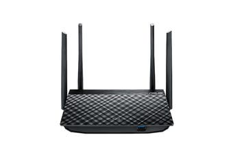 ASUS AC1300 Dual Band Wi-Fi Router with MU-MIMO & Parental Controls (RT-AC58U)