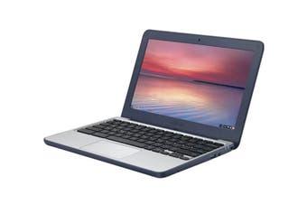 "ASUS 11.6"" HD Chromebook Celeron N3060 4GB RAM 16GB EMMC (C202SA-GJ0033)"