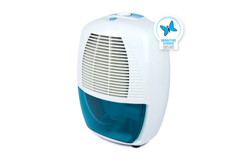 Ausclimate NWT Compact 12L Dehumidifier for Small Rooms, Boats & Caravans (WDH-610HA)
