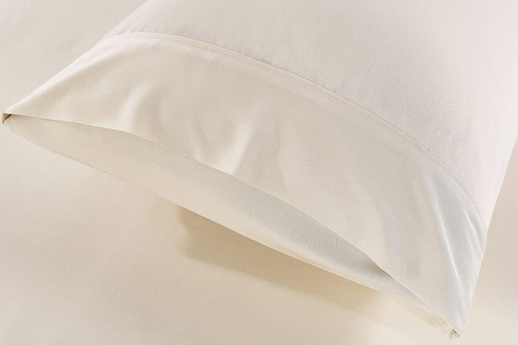 Royal Comfort 100% Natural Bamboo Bed Sheet Set (Double, Beige)