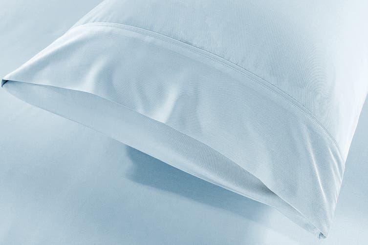 Royal Comfort 100% Natural Bamboo Bed Sheet Set (King, Chambray)