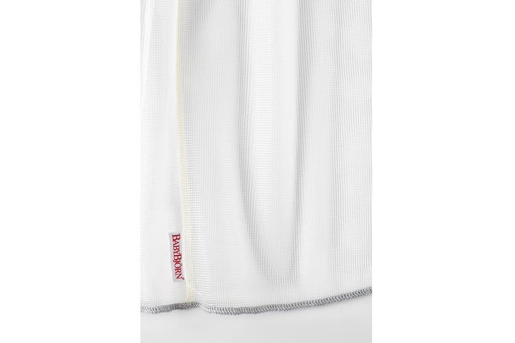 BabyBjorn Canopy for Cradle (White)