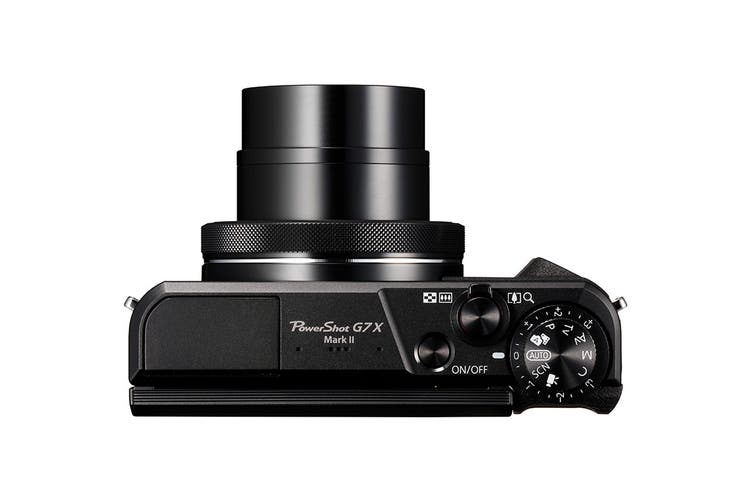 Canon Powershot G7X Mark II High Performance Digital Camera