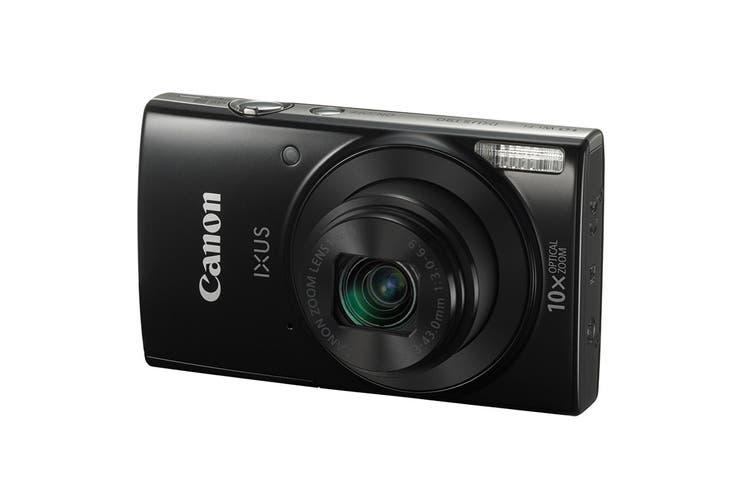 Canon IXUS 190 Digital Camera - Black