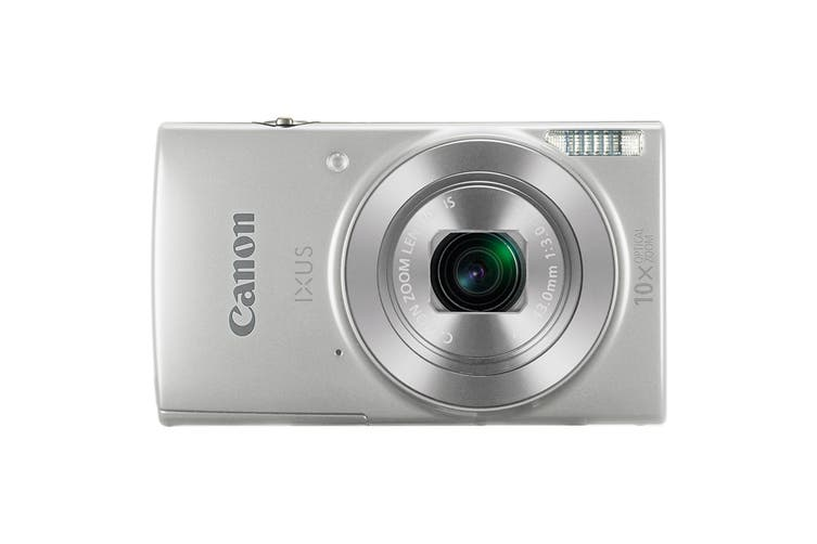 Canon IXUS 190 Digital Camera - Silver