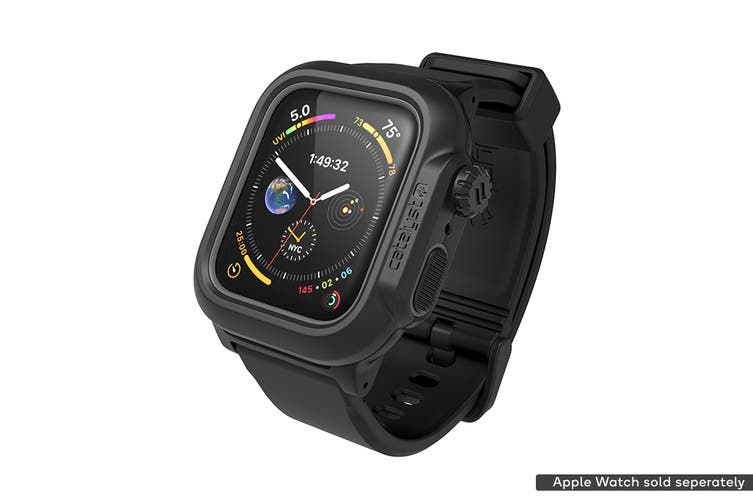 Catalyst Waterproof Case For Apple Watch Series 4 and Series 5 - 40mm - Stealth Black