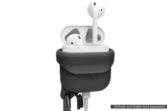 Catalyst Waterproof Case For AirPods - Slate Grey