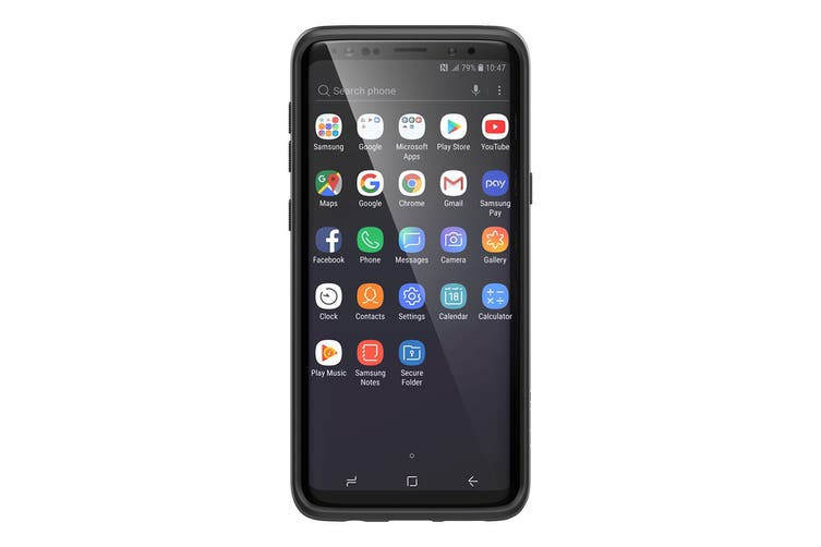Catalyst Impact Protection Case For Galaxy S9+ - Stealth Black