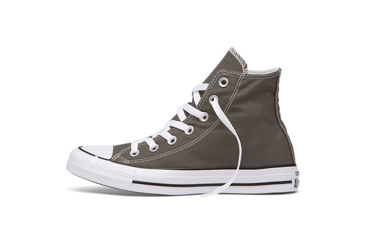 Converse Chuck Taylor All Star Hi (Charcoal, US Mens 12 / US Womens 14)