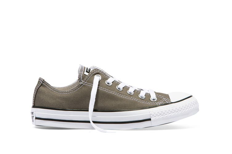 Converse Chuck Taylor All Star Ox Lo (Charcoal, US Mens 11 / US Womens 13)