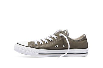 Converse Chuck Taylor All Star Ox Lo (Charcoal, US Mens 7 / US Womens 9)