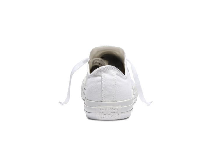 Converse Chuck Taylor All Star Ox Lo (White Mono, US Mens 11.5 / US Womens 13.5)