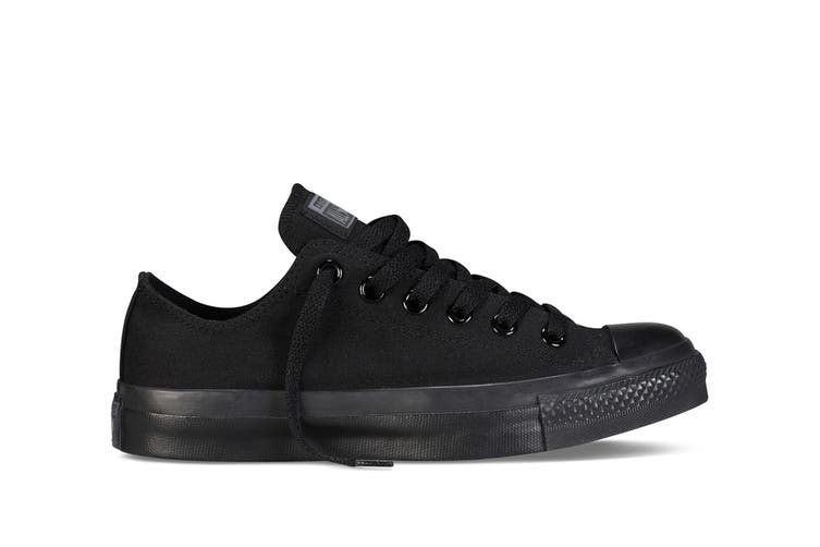 Converse Chuck Taylor All Star Ox Lo (Black Mono, US Mens 7.5 / US Womens 9.5)