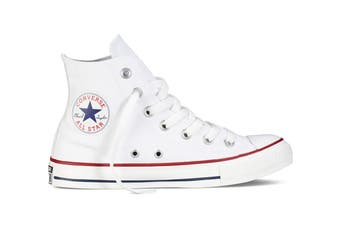 Converse Chuck Taylor All Star Hi (Optical White, US Mens 12 / US Womens 14)