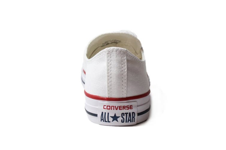 Converse Chuck Taylor All Star Ox Lo (Optical White, US Mens 7 / US Womens 9)
