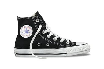 Converse Chuck Taylor All Star Hi (Black, US Mens 8.5 / US Womens 10.5)