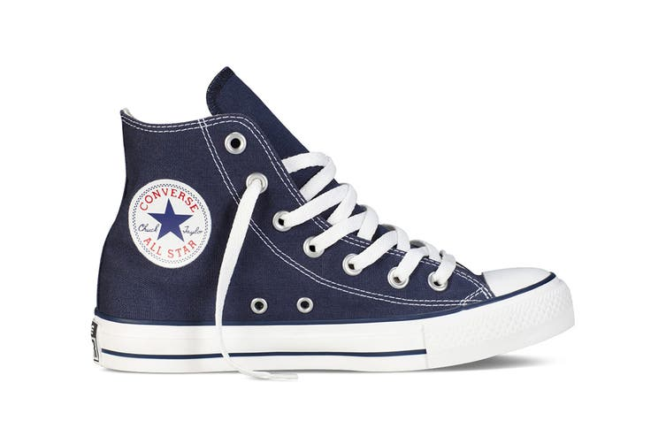 Converse Chuck Taylor All Star Hi (Navy, US Mens 10.5 / US Womens 12.5)