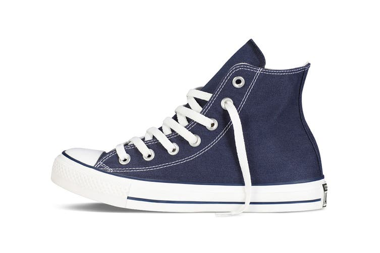Converse Chuck Taylor All Star Hi (Navy, US Mens 8 / US Womens 10)