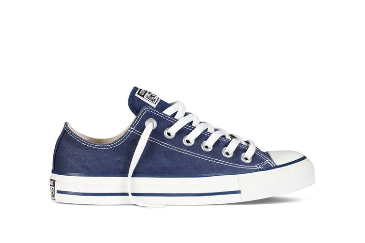 Converse Chuck Taylor All Star Ox Lo (Navy Blue, US Mens 11 / US Womens 13)