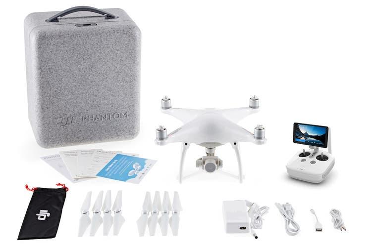 DJI Phantom 4 Advanced Plus - Official DJI Refurbished Drone