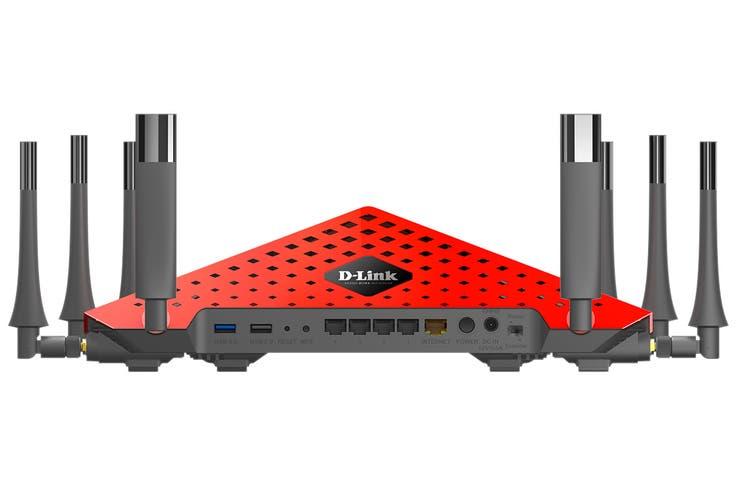 D-Link AC5300 MU-MIMO Ultra Wi-Fi Router (DIR-895L)