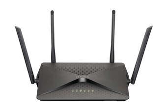 D-Link Viper AC2600 Dual-Band MU-MIMO Gigabit VDSL2/ ADSL2+ Modem Router (DSL-3900)