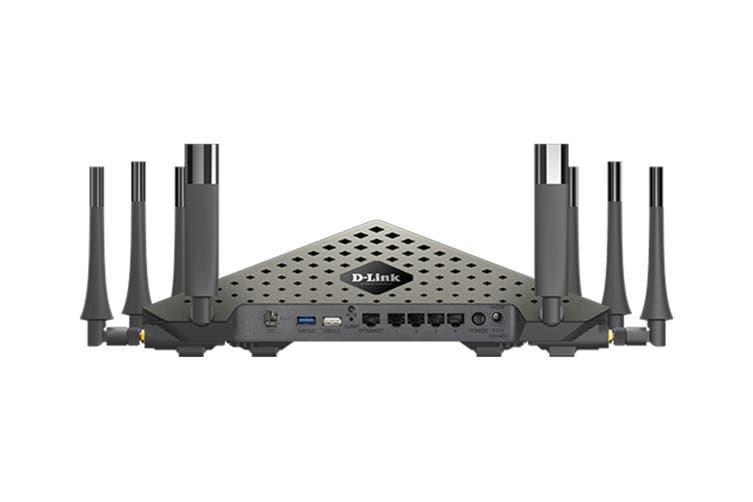 D-Link COBRA AC5300 Wave 2 MU-MIMO Wi-Fi Modem Router (DSL-5300)