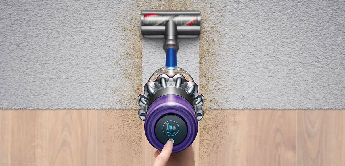 Dyson V11 Absolute Cordless Vacuum LCD Screen