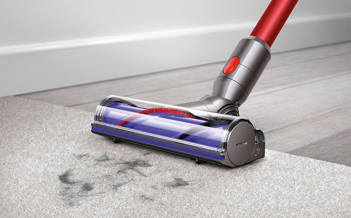 Dyson V7 Motorhead Cordless Vacuum Direct Drive Cleaner Head