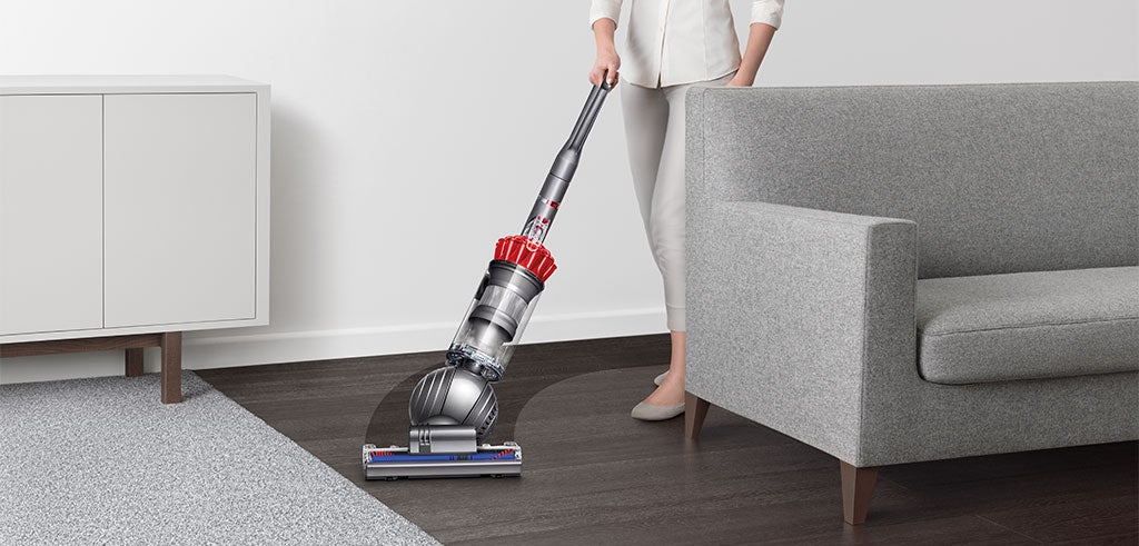 Dyson Light Ball Multi Floor + Upright Vacuum Self-Adjusting Cleaner Head