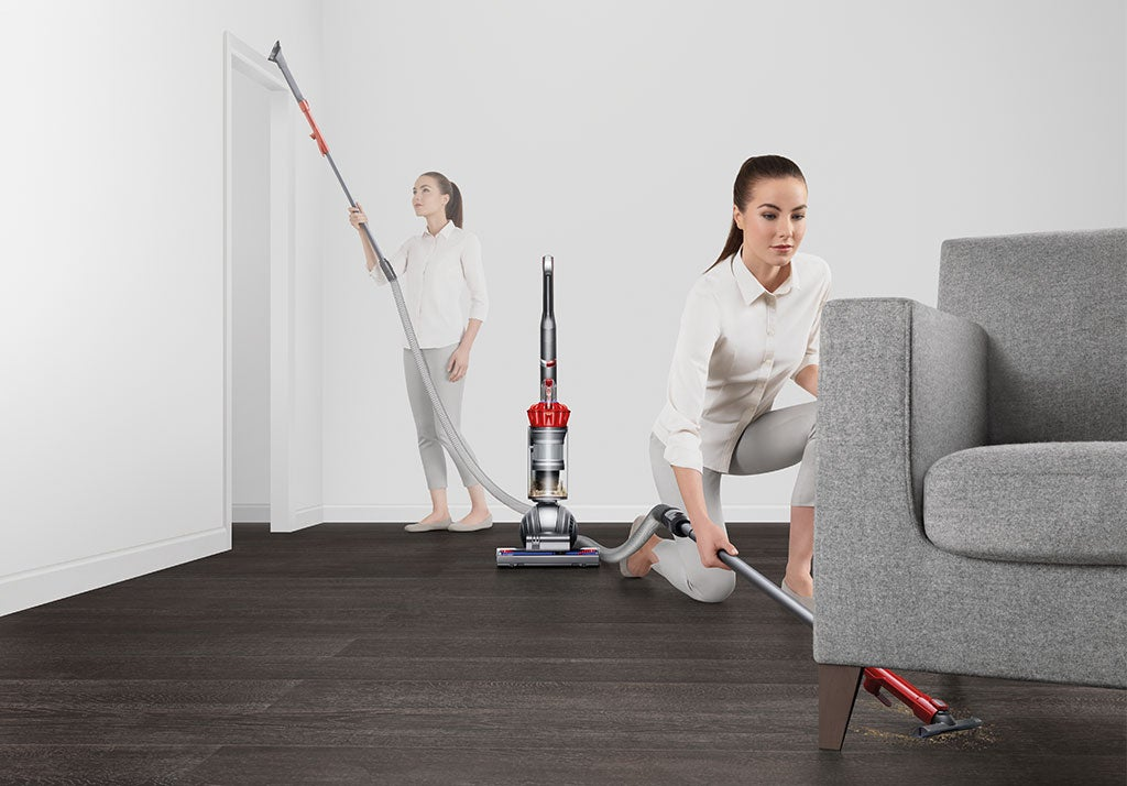 Dyson Light Ball Multi Floor + Upright Vacuum Instant Release Wand