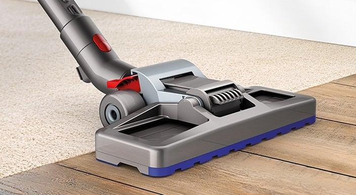 Adaptive vacuum head