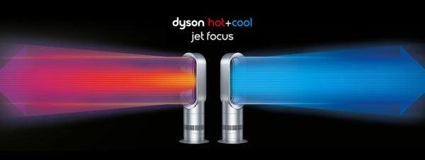 Dyson Hot+Cool Fan Heater AM09 (Black/Nickel)