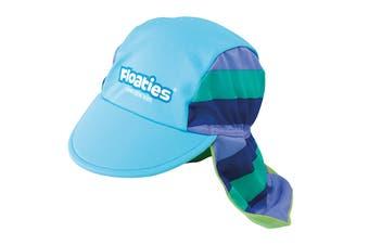 Floaties Sun Hat (Ages 1-4) - Green Stripe