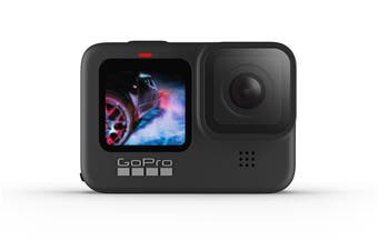 GoPro HERO9 Black 5K HyperSmooth 3.0 Action Camera (CHDHX-901)
