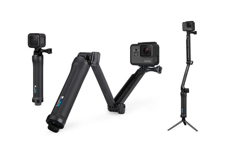 GoPro 3-Way Grip/Extension/Tripod