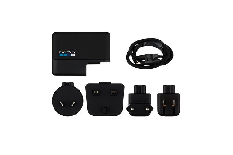 GoPro Supercharger (International Dual Port Fast Charger)
