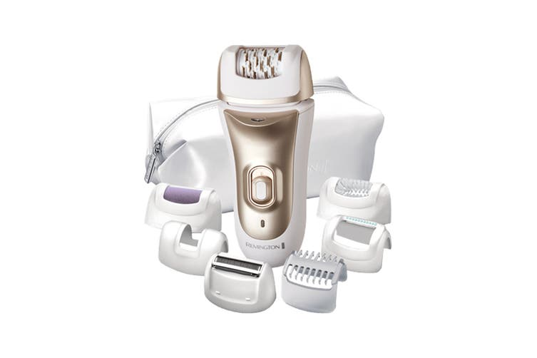 Remington Smooth & Silky Cordless Ultimate Wet/Dry Epilator (EP7036AU)