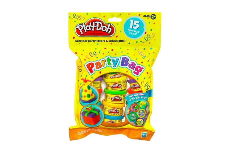 Play Doh Party Bag