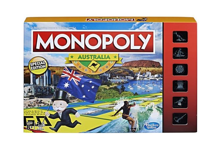 Hasbro Monopoly Australian Edition