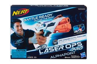 Nerf Laser Ops Pro AlphaPoint Laser Blaster