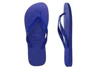 Havaianas Top Thongs (Marine Blue, Brazil 33/34)
