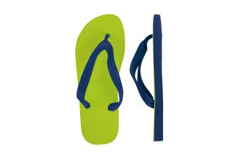 Havaianas Colour Up Thongs (Yellow Led)